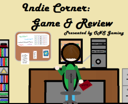 Indie Corner: Game & Review