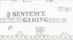 OneSentanceGamingTitle