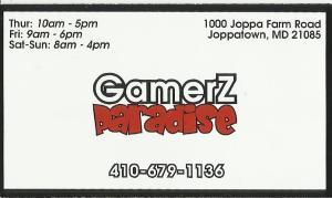 Gamerzparadise