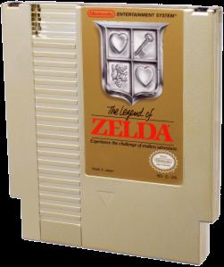 The_Legend_of_Zelda_Gold_NES_Cartridge
