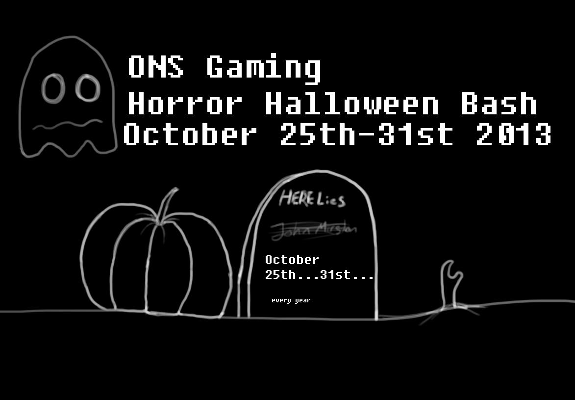 Horror Halloween Bash Week – Doom 3 BFG – The ONS Gaming