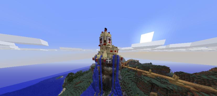B.T.'s Castle