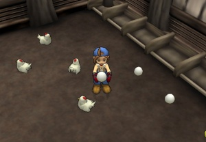 "Picking up eggs and placing them in a  incubator one at a time will get you more chickens... as its ""free"""