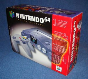 Another N64 moment...