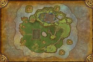 Timeless Isle Map