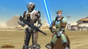 Jedi Knight & Companion