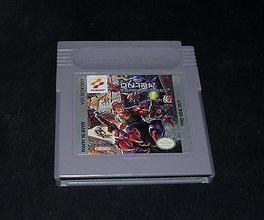Game Boy Contra