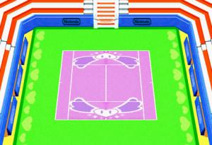 Peach_Dome_Unlockable_Mario_Tennis_Court
