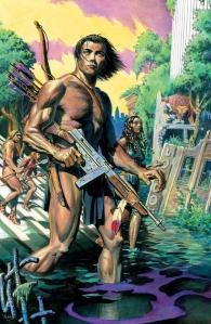 Turok Dark Horse Comic Image