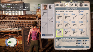 State of decay inventory