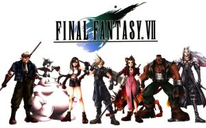 Final Fantasy 7 Characters