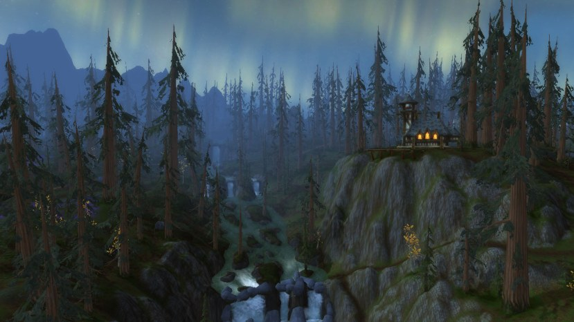 Grizzly Hills, World of Warcraft