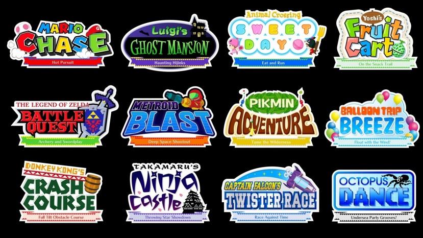 NintendoLandGames