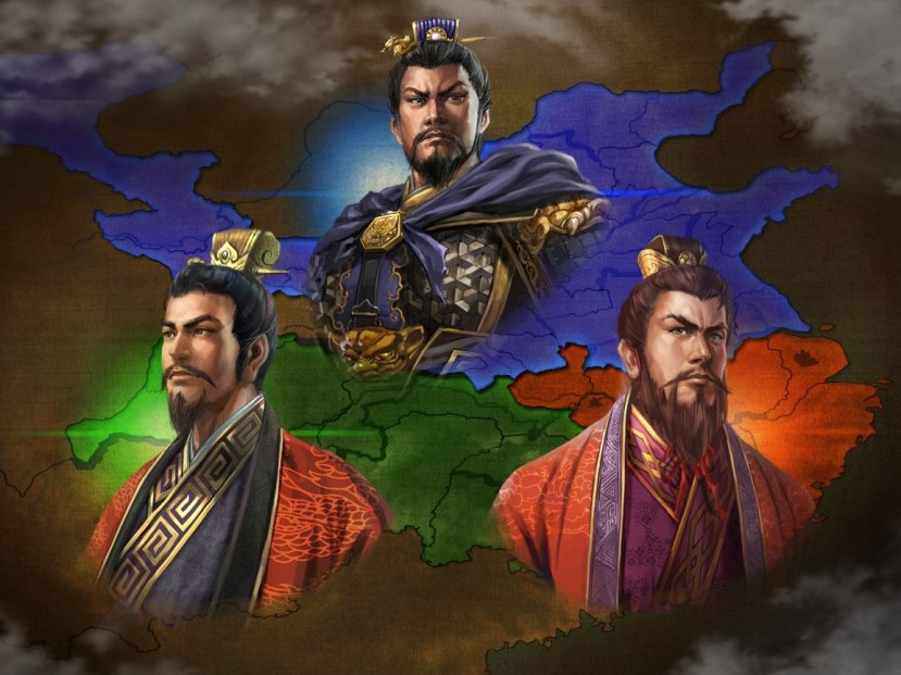 Three Kingdoms-Romance