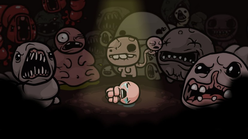 Binding of Isaac: Rebirth Available for PS4, Xbox 1, Wii U, New 3DS, PS Vita, and of course Steam for PC/Linux/OS X