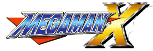 Mega Man X Series Logo