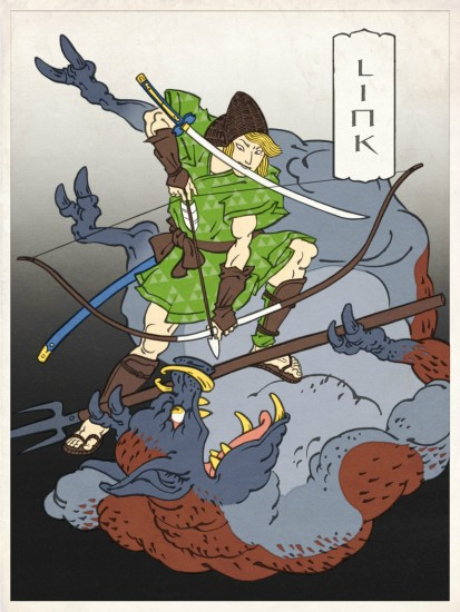 Speaking of the Hojo Clan from Japan; here's a Samurai Link!