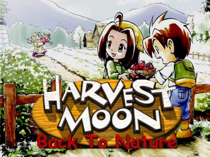 cara download harvest moon back to nature