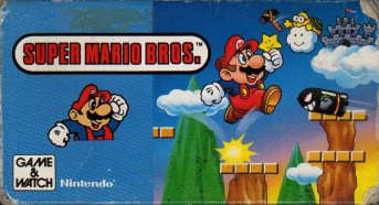 Super Mario Bros. much like Mario Bros. saw a release for Game & Watch...