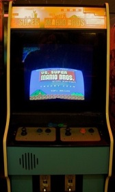 Look a Wild SMB Arcade Cabinet... appeared!!!